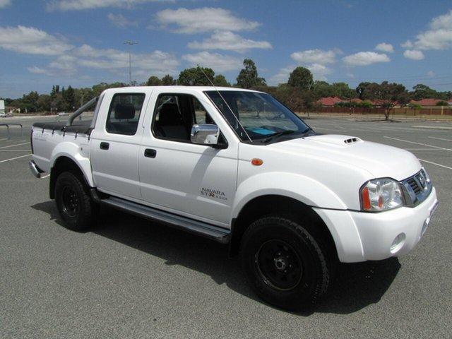 Used Nissan Navara ST-R, Maddington, 2011 Nissan Navara ST-R Utility