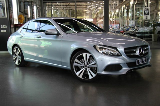 Used Mercedes-Benz C200 9G-Tronic, North Melbourne, 2018 Mercedes-Benz C200 9G-Tronic Sedan