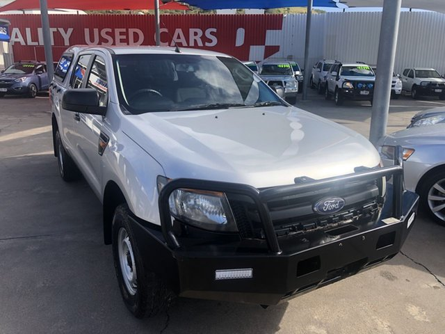 Used Ford Ranger XL Double Cab, Mundingburra, 2012 Ford Ranger XL Double Cab Utility