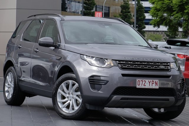 Used Land Rover Discovery Sport TD4 180 SE, Newstead, 2017 Land Rover Discovery Sport TD4 180 SE Wagon