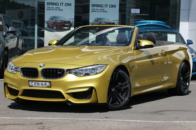 Used BMW M4, Brookvale, 2014 BMW M4 Convertible