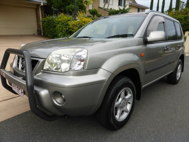 Used Nissan X-Trail ST (4x4), Southport, 2002 Nissan X-Trail ST (4x4) Wagon