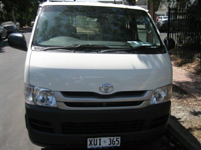 Used Toyota HiAce LWB, Prospect, 2008 Toyota HiAce LWB Van