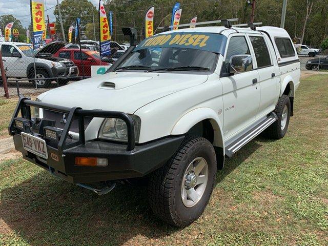 Used Mitsubishi Triton GLX-R (4x4), Clontarf, 2005 Mitsubishi Triton GLX-R (4x4) Double Cab Utility