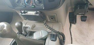 2002 Nissan Patrol ST (4x4) Wagon.