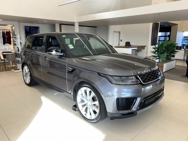 New Land Rover Range Rover Sport SDV6 183kW CommandShift SE, Port Macquarie, 2018 Land Rover Range Rover Sport SDV6 183kW CommandShift SE Wagon