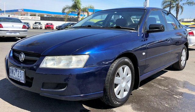 Used Holden Commodore Executive with RWC & REG, Cheltenham, 2006 Holden Commodore Executive with RWC & REG Sedan