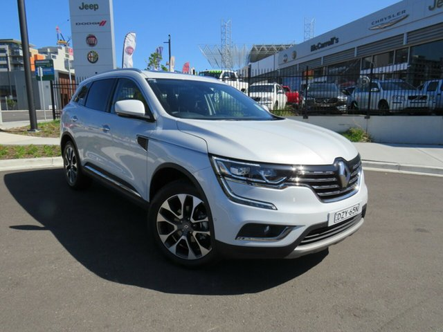 Demonstrator, Demo, Near New Renault Koleos Intens X-tronic, Wickham, 2018 Renault Koleos Intens X-tronic Wagon