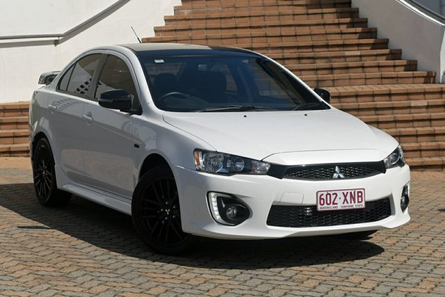 Discounted Used Mitsubishi Lancer Black Edition, Southport, 2017 Mitsubishi Lancer Black Edition Sedan