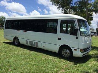 2008 Mitsubishi Fuso Rosa Base Bus.