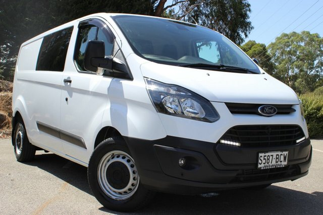 Used Ford Transit Custom 330L Low Roof LWB, Cheltenham, 2014 Ford Transit Custom 330L Low Roof LWB Van
