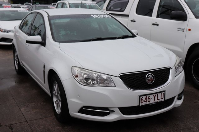 Used Holden Commodore Evoke, Cairns, 2014 Holden Commodore Evoke Sedan