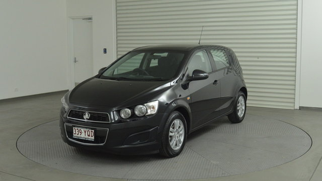 Used Holden Barina CD, Southport, 2014 Holden Barina CD Hatchback