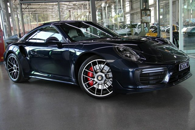 Used Porsche 911 Turbo PDK AWD, North Melbourne, 2017 Porsche 911 Turbo PDK AWD Coupe