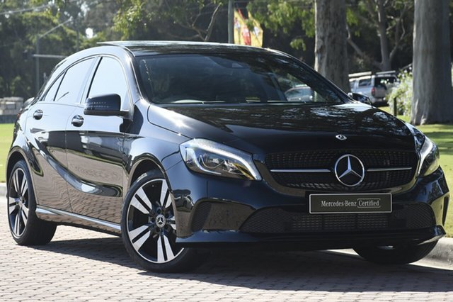 Discounted Used Mercedes-Benz A180 D-CT, Narellan, 2017 Mercedes-Benz A180 D-CT Hatchback