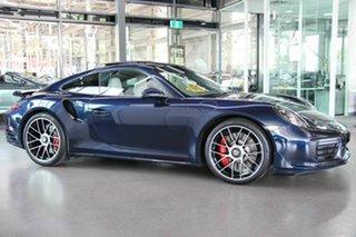 2017 Porsche 911 Turbo PDK AWD Coupe.