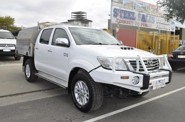 Used Toyota Hilux SR5 (4x4), Hoppers Crossing, 2013 Toyota Hilux SR5 (4x4) Dual Cab Pick-up