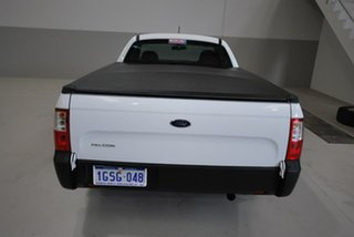 2012 Ford Falcon Ute Super Cab Utility.