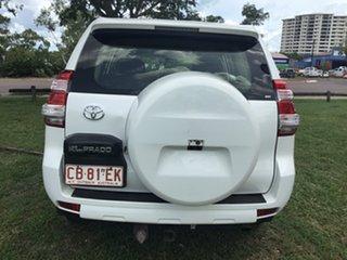2015 Toyota Landcruiser Prado GX (4x4) Wagon.