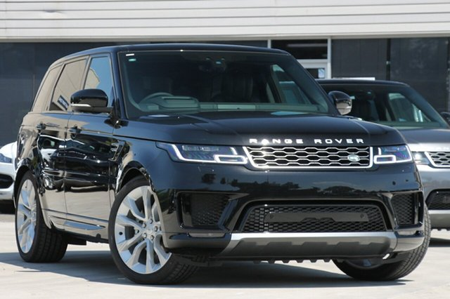 New Land Rover Range Rover Sport SDV6 HSE (225kW), Concord, 2019 Land Rover Range Rover Sport SDV6 HSE (225kW) Wagon