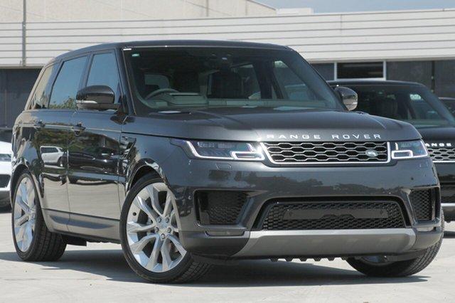 New Land Rover Range Rover Sport SDV6 SE (183kW), Concord, 2019 Land Rover Range Rover Sport SDV6 SE (183kW) Wagon