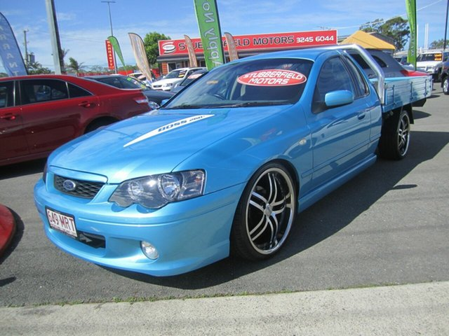 Used Ford Falcon Series 2 XR8, Capalaba, 2005 Ford Falcon Series 2 XR8 Utility