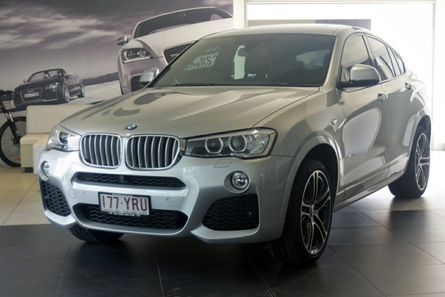 Used BMW X4 xDrive35i Coupe Steptronic, Southport, 2015 BMW X4 xDrive35i Coupe Steptronic Wagon