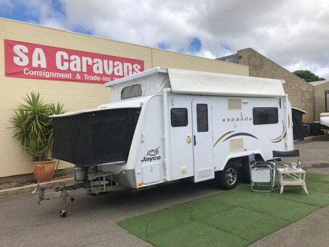 Used Jayco EXPANDA 18' with ANNEX and BUNK, Klemzig, 2012 Jayco EXPANDA 18' with ANNEX and BUNK Expander