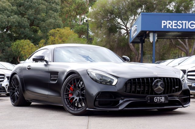 Used Mercedes-Benz AMG GT S SPEEDSHIFT DCT, Balwyn, 2017 Mercedes-Benz AMG GT S SPEEDSHIFT DCT Coupe