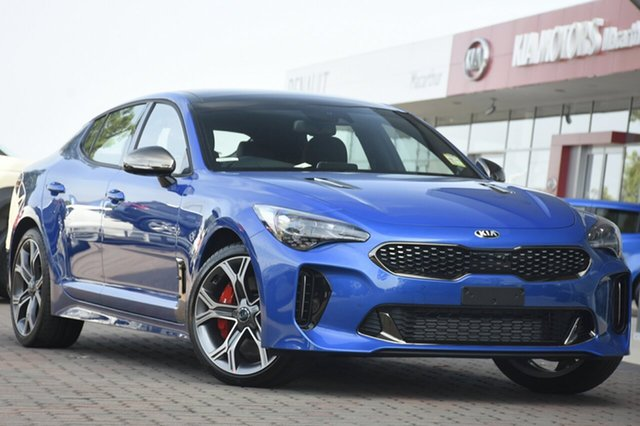 Discounted New Kia Stinger GT Fastback, Southport, 2019 Kia Stinger GT Fastback Sedan