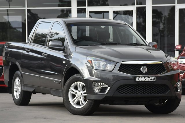 Used Ssangyong Actyon Sports SPR, Southport, 2012 Ssangyong Actyon Sports SPR Utility