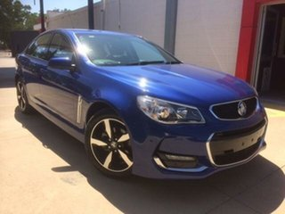 2017 Holden Commodore SV6 Sedan.