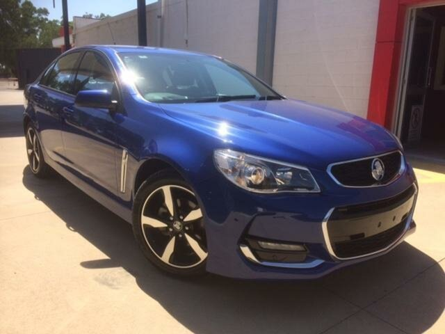Used Holden Commodore SV6, Wangaratta, 2017 Holden Commodore SV6 Sedan