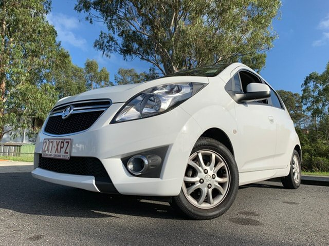 Used Holden Barina, Kingston, 2013 Holden Barina Hatchback
