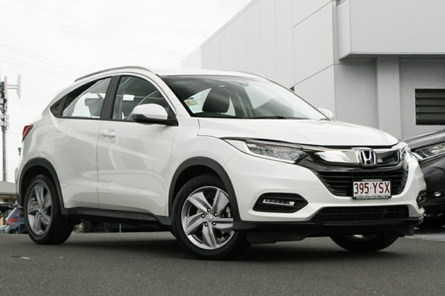 Demonstrator, Demo, Near New Honda HR-V VTi-S, Indooroopilly, 2018 Honda HR-V VTi-S Hatchback