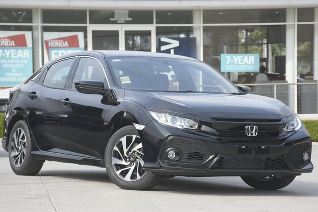 New Honda Civic VTi-S, Southport, 2019 Honda Civic VTi-S Hatchback