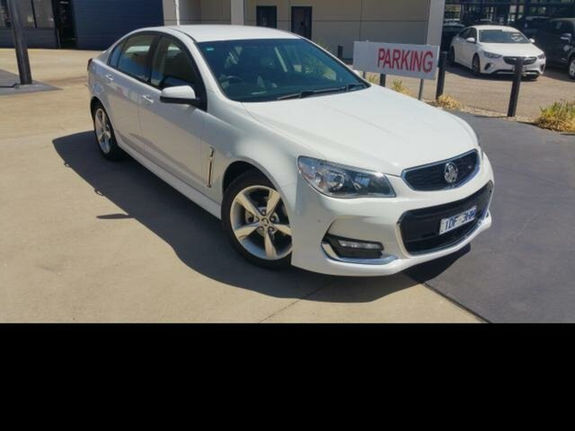 Used Holden Commodore SV6, Wangaratta, 2015 Holden Commodore SV6 Sedan