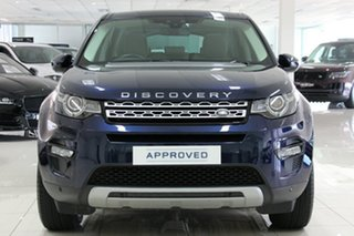 2016 Land Rover Discovery Sport TD4 150 SE 5 Seat Wagon.