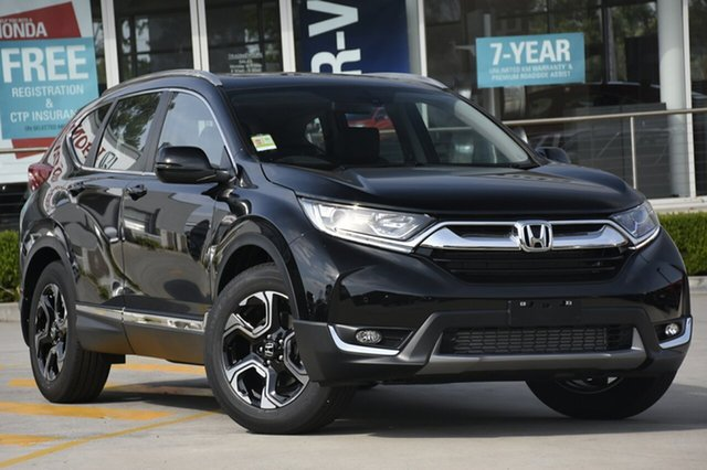 Discounted Demonstrator, Demo, Near New Honda CR-V VTi-L FWD, Narellan, 2019 Honda CR-V VTi-L FWD SUV