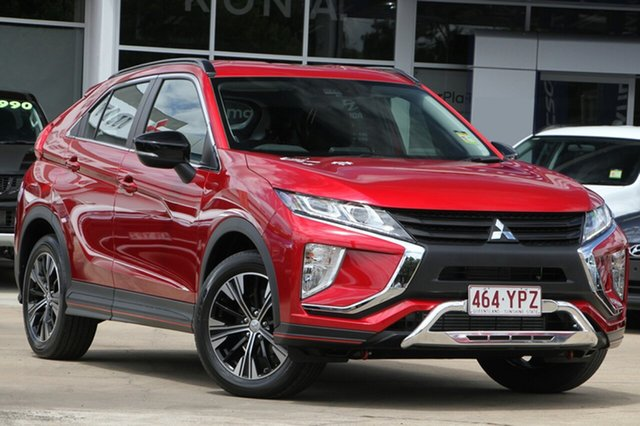 Demonstrator, Demo, Near New Mitsubishi Eclipse Cross ES 2WD, Beaudesert, 2018 Mitsubishi Eclipse Cross ES 2WD Wagon