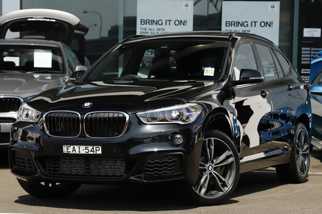Discounted Demonstrator, Demo, Near New BMW X1 xDrive 25I, Brookvale, 2018 BMW X1 xDrive 25I Wagon
