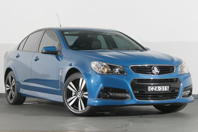 Used Holden Commodore SV6 Storm, Campbelltown, 2015 Holden Commodore SV6 Storm Sedan