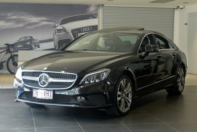 Used Mercedes-Benz CLS400 Coupe 7G-Tronic +, Southport, 2015 Mercedes-Benz CLS400 Coupe 7G-Tronic + Sedan