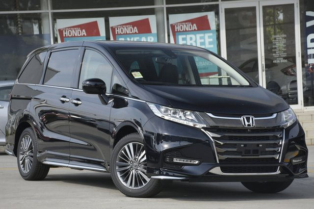 New Honda Odyssey VTi-L, Warwick Farm, 2019 Honda Odyssey VTi-L Wagon