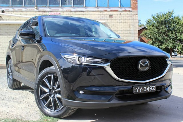 Discounted Used Mazda CX-5 Akera SKYACTIV-Drive i-ACTIV AWD, Cheltenham, 2017 Mazda CX-5 Akera SKYACTIV-Drive i-ACTIV AWD Wagon