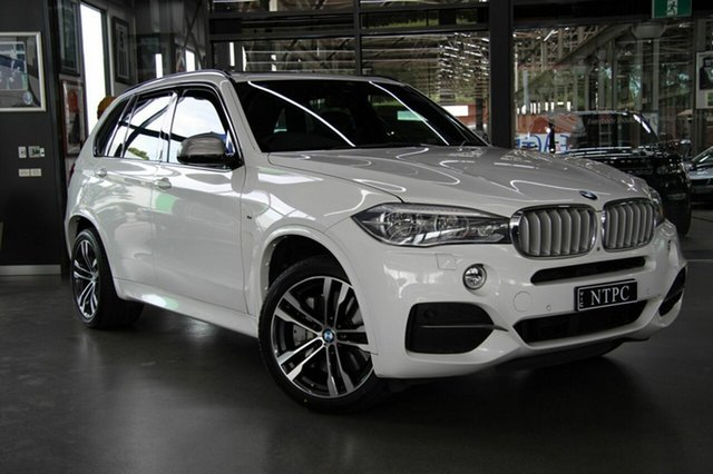 Used BMW X5 M50D, North Melbourne, 2014 BMW X5 M50D Wagon