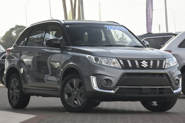 Discounted Demonstrator, Demo, Near New Suzuki Vitara Turbo 2WD, Warwick Farm, 2018 Suzuki Vitara Turbo 2WD SUV