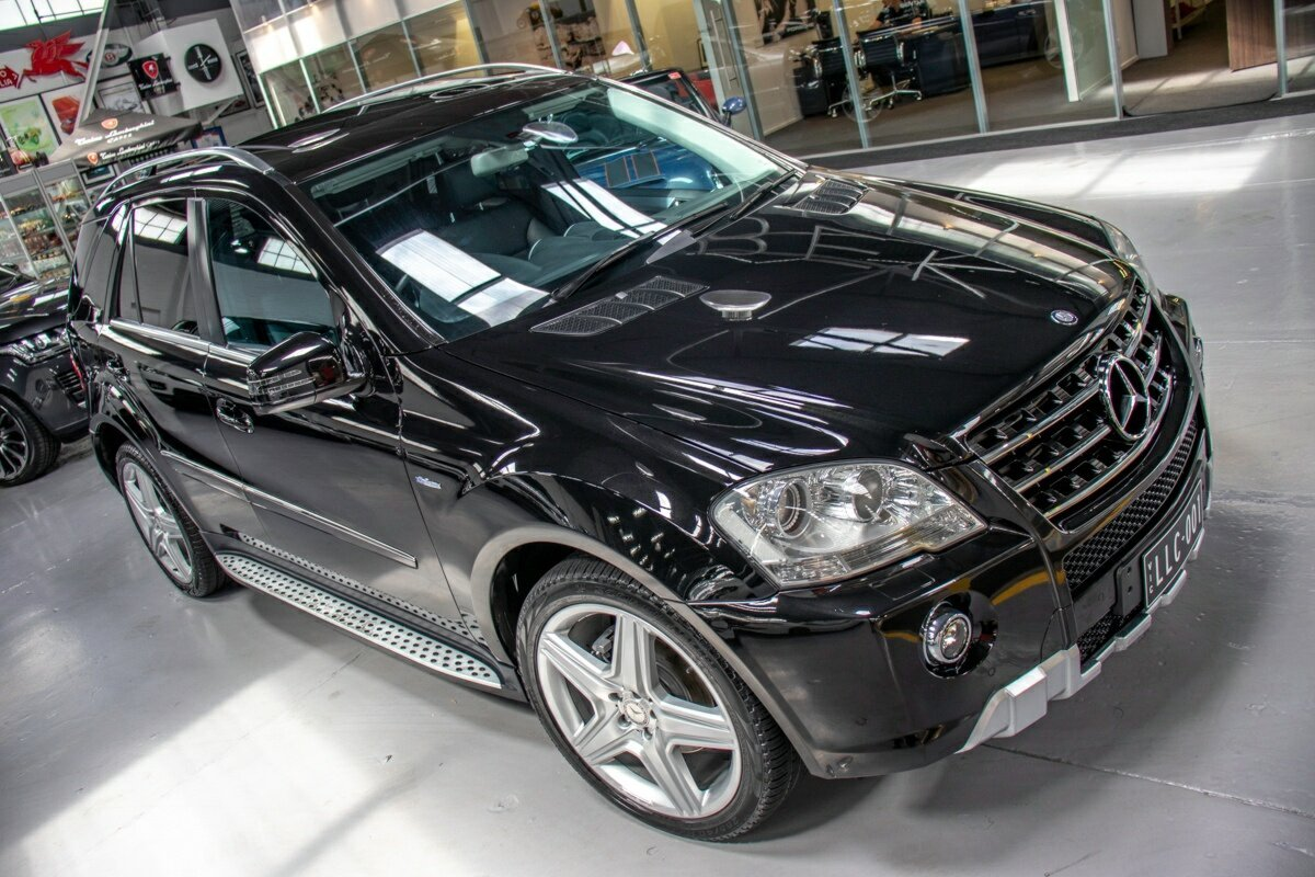 2010 Mercedes-benz Ml350 Cdi Sports (4x4) W164 09 Upgrade