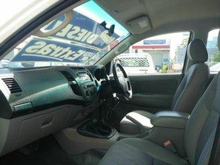2010 Toyota Hilux SR Utility.