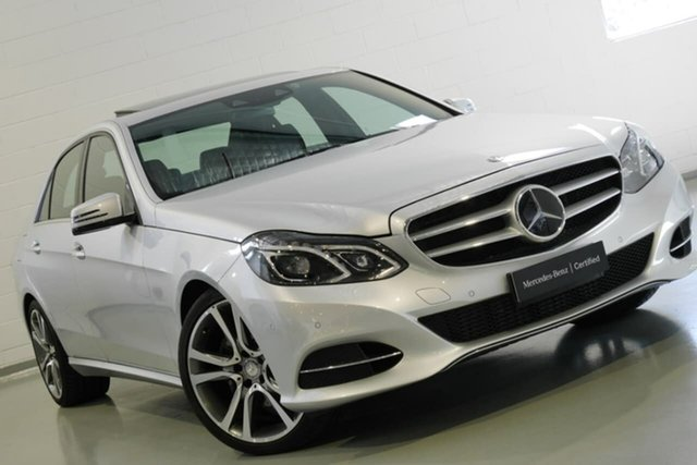 Used Mercedes-Benz E300 BlueTEC 7G-Tronic + HYBRID, Narellan, 2013 Mercedes-Benz E300 BlueTEC 7G-Tronic + HYBRID Sedan